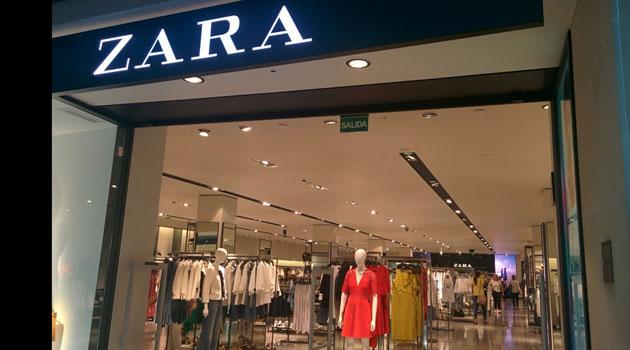 Tienda Zara Sevilla AireSur