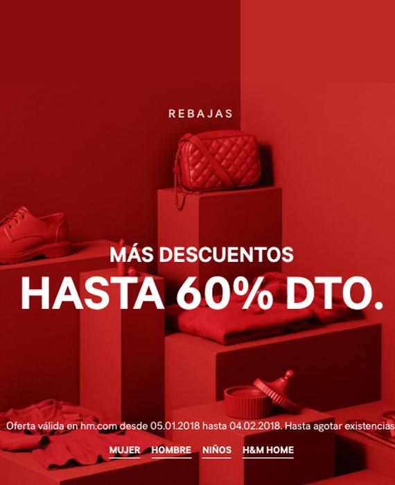 H&M - HASTA EL 60%