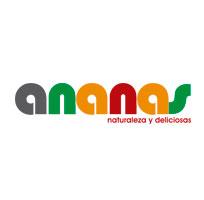 Dulces Árabes Ananas Logotipo