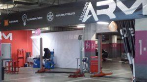 ARM Talleres en AireSur, Sevilla