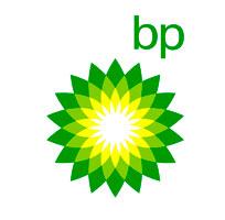 Logo gasolinera BP