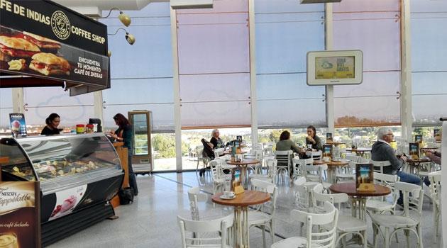 Coffee Shop Café de Indias en AireSur