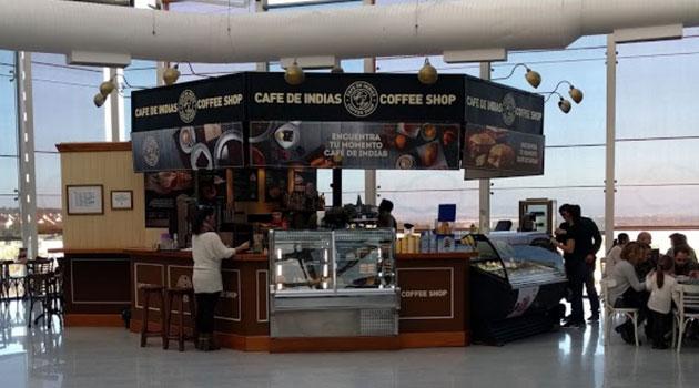 Cafetería Café de Indias en Sevilla