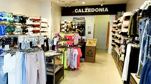 Tienda de Calzedonia en Sevilla