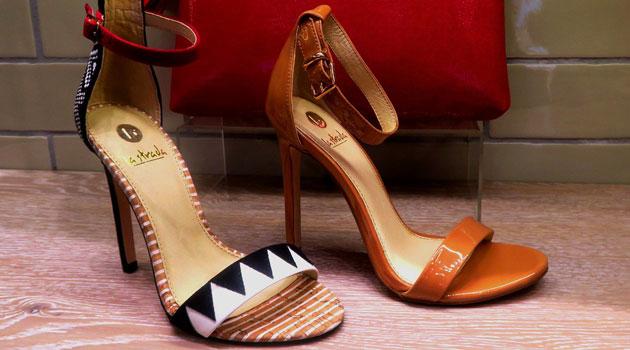 Sandalias de mujer en Carril 10
