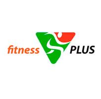 Tienda de suplementos deportivos Fitness Plus, logotipo