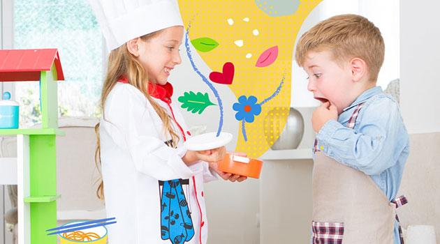Cocina de Imaginarium
