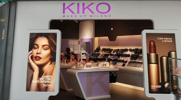 Tienda KIKO Milano en Sevilla