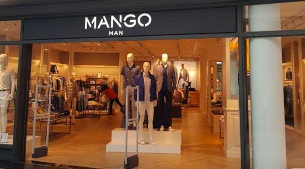 Tienda de MANGO Man en Sevilla