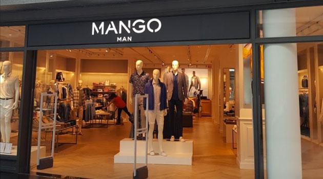 Tienda MANGO Man Sevilla
