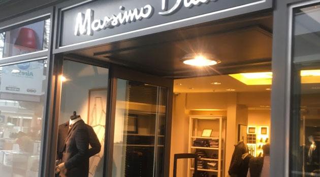 Tienda Massimo Dutti en Sevilla