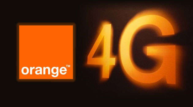 4G de Orange Sevilla