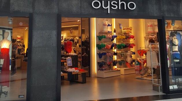 Tienda de Oysho en Sevilla