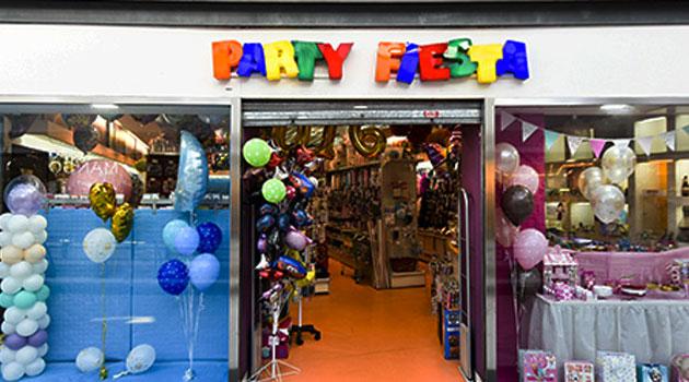 tienda-party-fiesta-sevilla - Centro Comercial AireSur