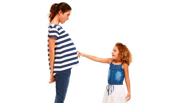 Camiseta de rayas, ropa premamá en Prenatal