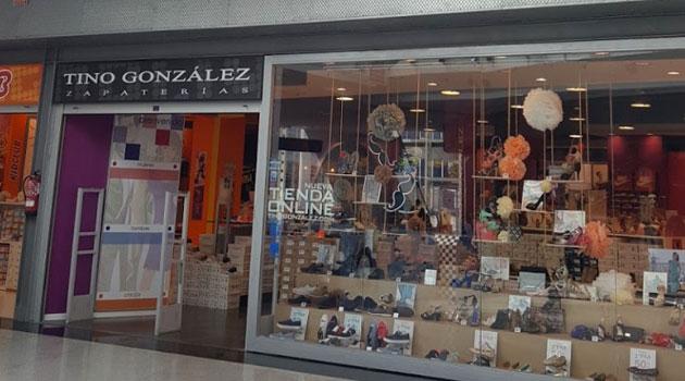 Tienda zapatos Tino Gonzalez