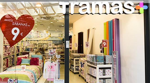 Tienda Tramas + en AireSur, Sevilla