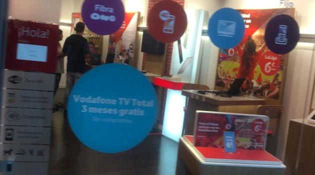 Ofertas de la Tienda Vodafone en Sevilla