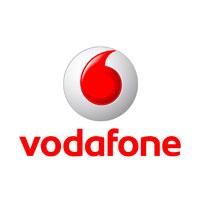 Logotipo Vodafone, tienda Sevilla