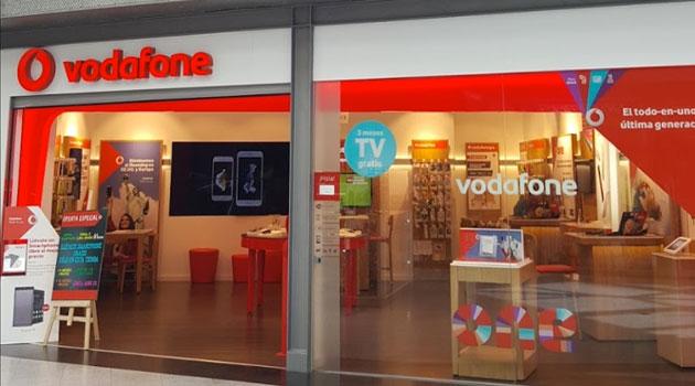 Tienda Vodafone Sevilla en AireSur
