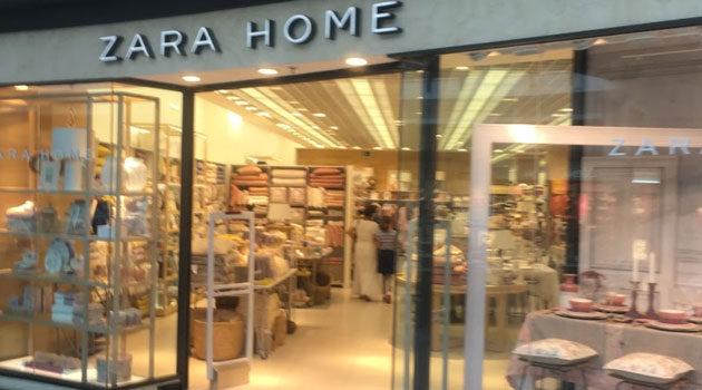 Zara home sevilla decoraci n y hogar c c airesur for Decoracion hogar zara home