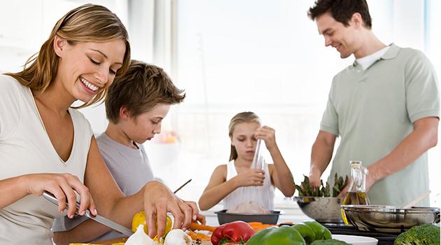 GlobalDiet, nutrición saludable en familia