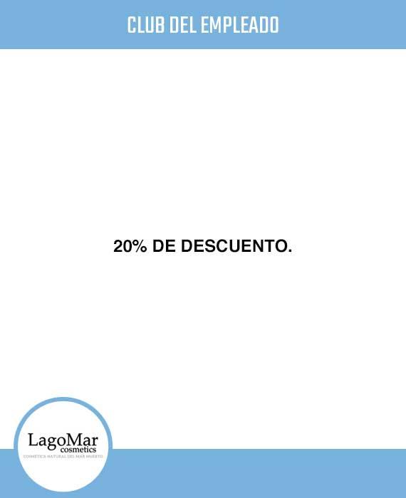 LAGOMAR - 20% DE DESCUENTO.