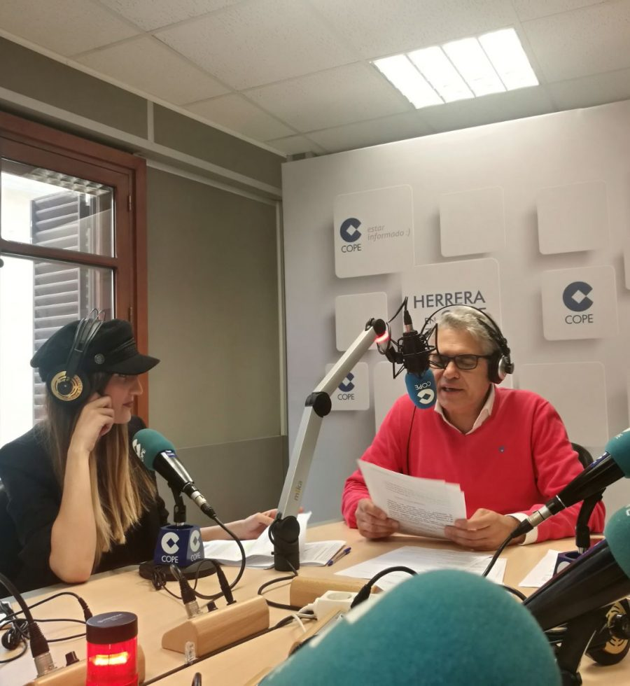 Personal Shopper en Radio COPE