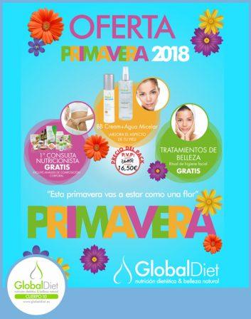 Global Dieta Oferta primavera 2018