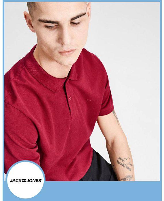 JACK & JONES - 2 POLOS POR SÓLO 30€