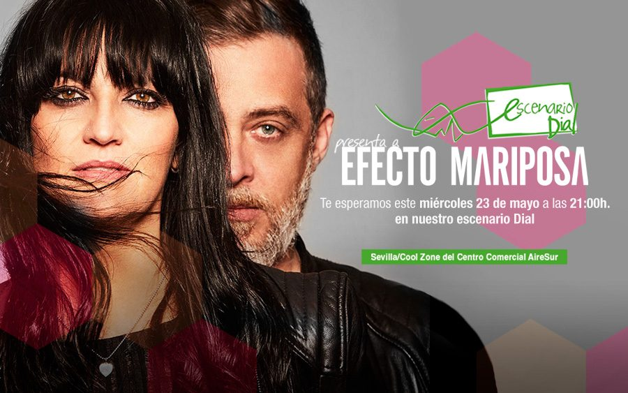Concierto de Efecto Mariposa en Sevilla