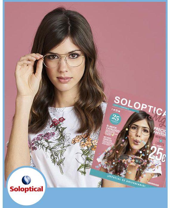 Soloptical - Monturas + Lentes 25€