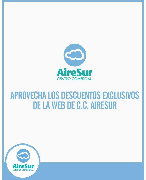 AireSur - APROVECHA LOS DESCUENTOS EXCUSIVOS DE LA WEB