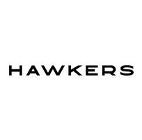 Logo Hawkers en Centro Comercial AireSur
