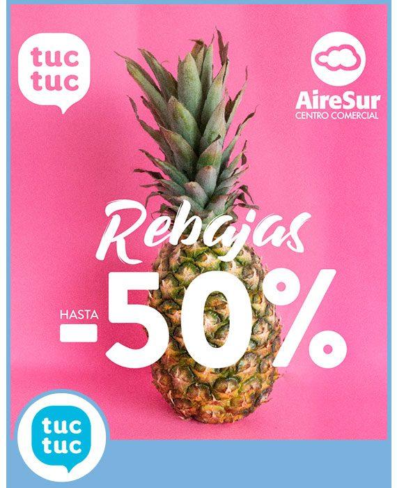 TUC TUC - DESCUENTOS DE HASTA EL -50%