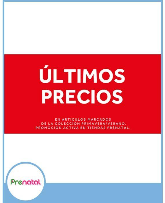 PRÉNATAL - ¡ÚLTIMOS PRECIOS! DEL 09/08 HASTA EL 23/09.