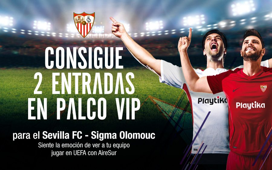 Entradas Palco VIP Sevilla Fc