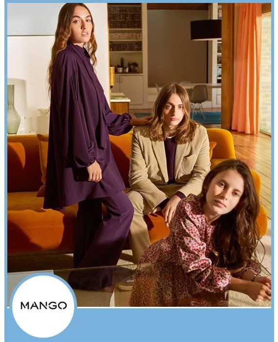 MANGO - ¡CONSIGUE UN -10%! SUBSCRÍBETE A LA NEWSLETTER DE MANGO