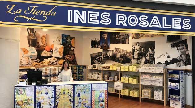 Inés Rosales Centro Comercial AireSur
