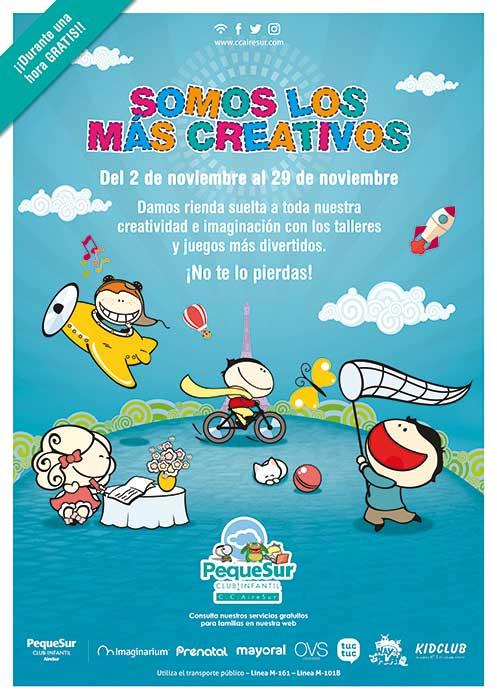 PequeSur - Somos los más creativos