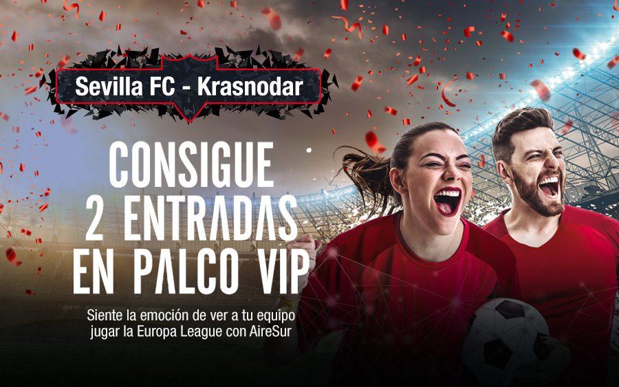entradas VIP Sevilla FC AireSur