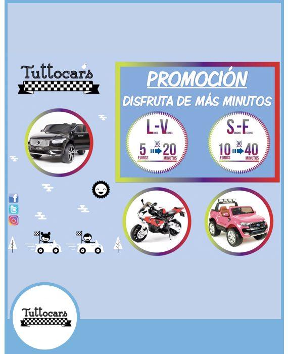 TUTTOCARS - MÁS MINUTOS