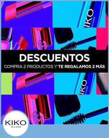 Ofertas Kiko Milano Centro Comercial AireSur