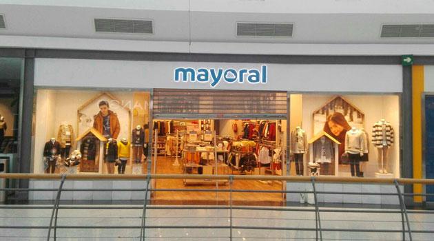 Tienda Mayoral Centro Comercial AireSur Sevilla