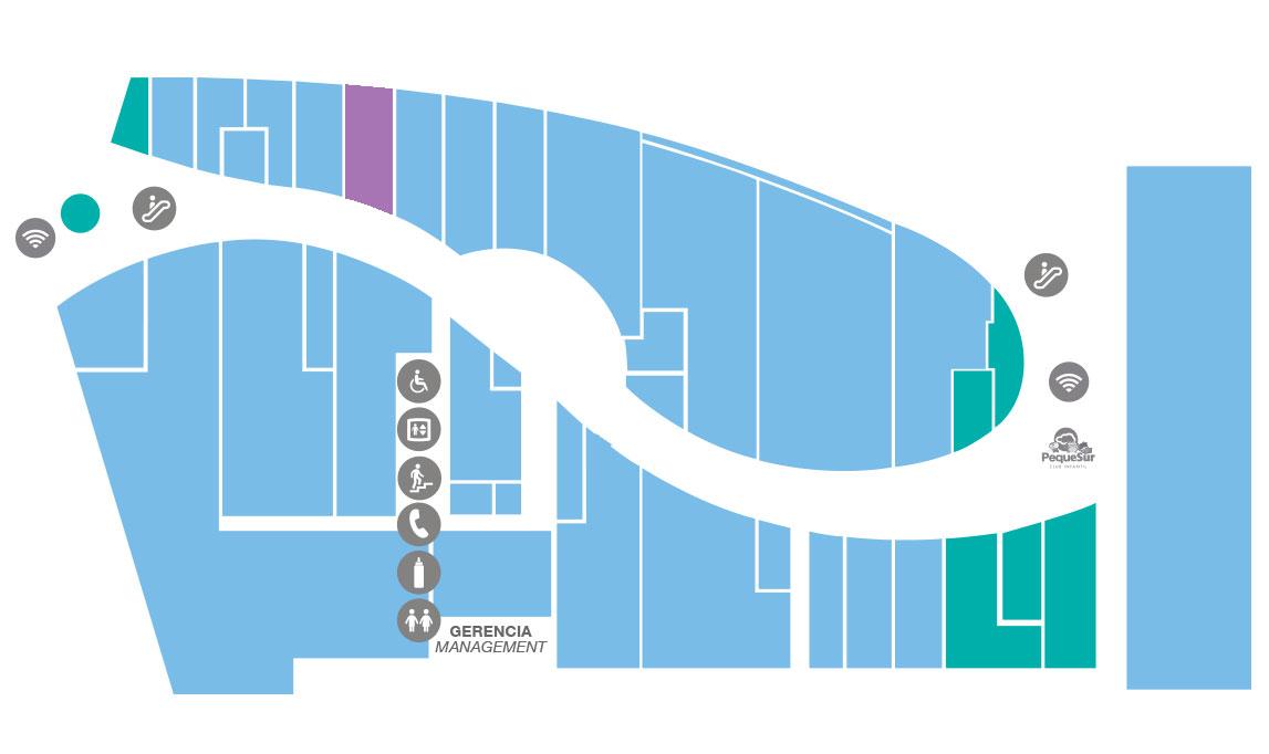 La Amparo Centro Comercial AireSur