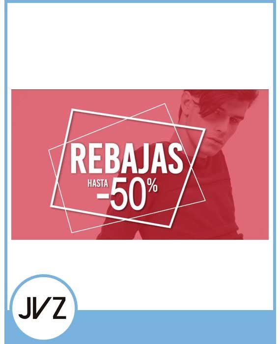 JVZ- REMATE FINAL REBAJAS HASTA -50%