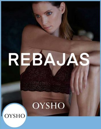 Ofertas Oysho AireSur