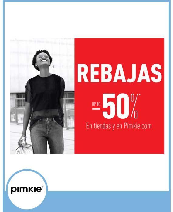 PIMKIE - REBAJAS HASTA 50%