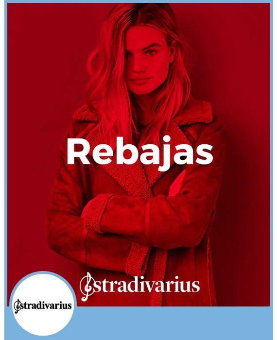 STRADIVARIUS - SEGUNDAS REBAJAS