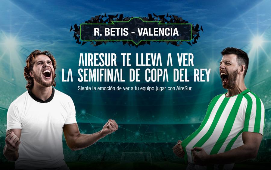 Semifinal Copa del Rey